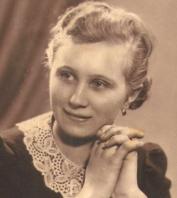 Koschany Elfriede