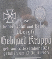 Kruppa Gebhard