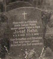 Hahn Josef