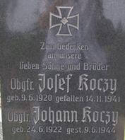 Koczy Josef 20
